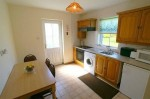 Fully fitted kitchen, Fairgreen Holiday Cottages,  Dungloe, Co. Donegal