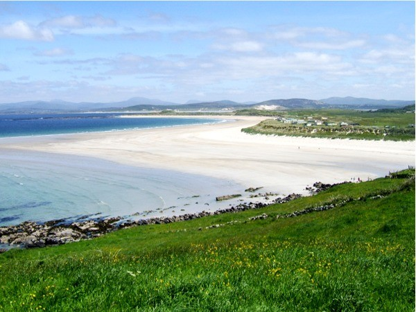 Narin Strand, County Donegal, Ireland near Fairgreen Holiday Cottages, Dungloe