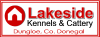 Lakeside Kennels & Cattery, Dungloe, County Donegal, Ireland - click to visit website